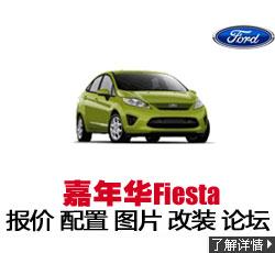 新锐车网福特嘉年华 Fiesta